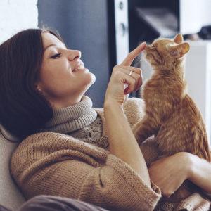 Consulenza per instaurare una convivenza uomo-gatto felice e serena